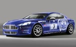Aston Martin Rapide to Compete in Nürburgring 24 Hour Race