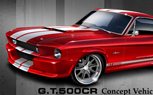 Classic Recreations 1967 Shelby GT500CR Meshes Classic Styling with Modern Performance
