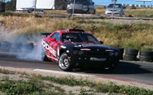 Samuel Hübinette Tests His New Drift Dodge Challenger [video]