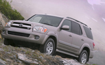 Recall Notice: Toyota Recalls 2003 Sequoia for Stability Control Upgrade