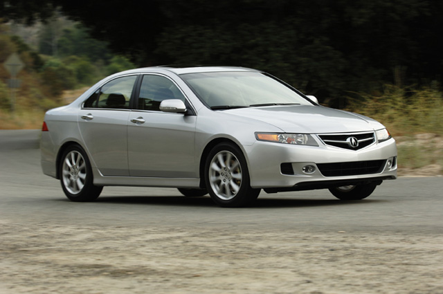 Recall Notice Acura Recalls 167 000 Tsx Models To Replace Power