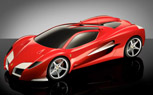 Report: Next Enzo to Keep V12, Possibly Go Hybrid?