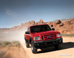 Ford Ranger Hangs In There For April, Outsells Mustang, Suburban, Fit