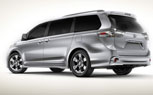 Toyota Sienna, Avalon and Lexus RX Awarded Top Safety Pick From IIHS