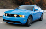 Jay Leno Adds A 2011 Mustang 5.0 To His Fleet