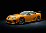 Lexus LFA Nurburgring Package – If You Have To Ask, You Can't Afford It