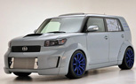 Rogue Status Builds Drift Scion xB With 2JZ Toyota Supra Engine
