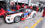 Lexus LFA Takes Class Win at the Nurburgring 24 Hours