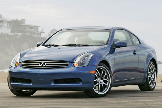 2010 Infiniti G35 Sport Coupe photo - 1