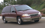 NHTSA Investigating Ford Windstar For Rear Axle Failure
