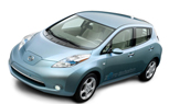 Nissan Leaf Electric Car Sold Out