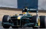 F1 News: Lotus Racing Looking Stronger for Spain GP [video]