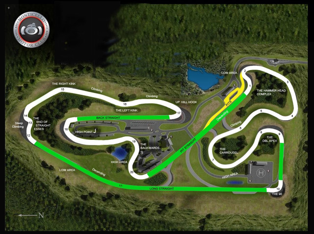Formula 1 May Return To The United States At Monticello