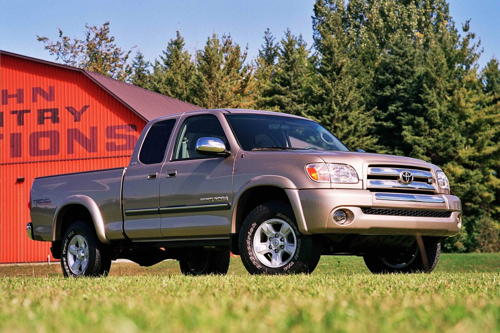 Toyota Pickup Parts >> Toyota Expands Tundra Rust Recall » AutoGuide.com News