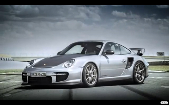porsche gt2 rs promo video released news. Black Bedroom Furniture Sets. Home Design Ideas
