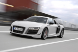 Audi R8 GT Gets Less Weight, More Power