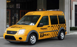 Boston is First to Adopt Ford Transit Connect for Taxi Duty