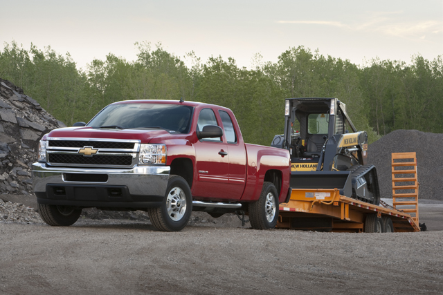 chevy updates silverado hd towing and payload numbers. Black Bedroom Furniture Sets. Home Design Ideas
