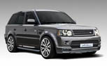 Arden Reveals Renderings of 2010 Range Rover Sport AR5