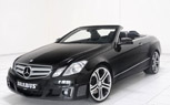 Brabus Goes Topless with E-Class Cabriolet