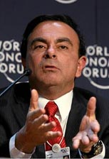 Carlos Ghosn Re-Elected As Chairman/CEO Of Renault For Four More Years