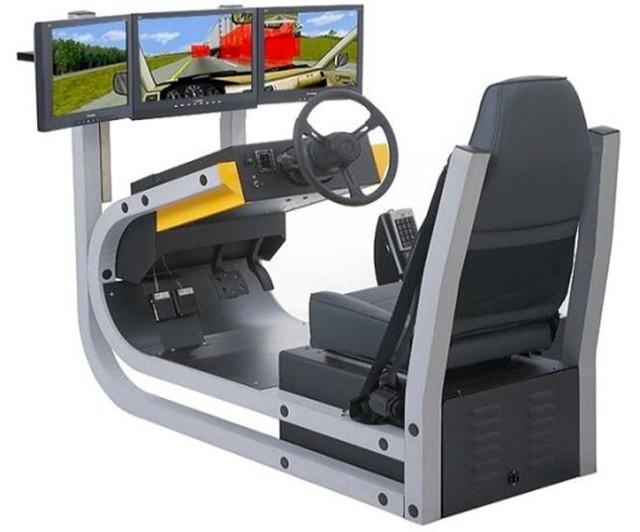 driving-simulator