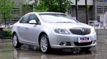 Buick Excelle Exposed Again, This Time In GT Trim