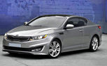 Kia Optima Coupe Renderings Look as Good as We Expected
