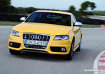 Next-Gen Audi A4 To Drop 300 Pounds