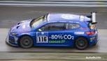 Volkswagen Scirocco Goes 1-2-3 at Nurburgring, Paves Way for Bio Natural Gas