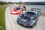 Time Flies: McLaren Celebrates Two Decades Of The McLaren F1