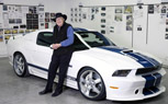 Carroll Shelby Says 2011 Mustang GT350 May be His Last