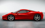 Ferrari 458 Italia Spider to Use Folding Hardtop