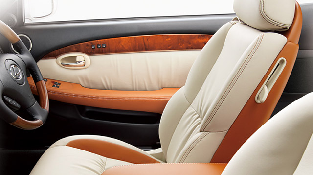 Lexus SC430 Eternal Jewel Special Edition Marks End of the ...