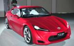 Toyota FR-S: Official Name for the FT-86 Concept?