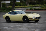 Toyota 2000GT Up For Sale