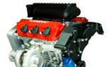 Honda Unveils 2011 LMP2 Race Engine – Based on Accord V6