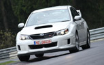 2011 Subaru WRX STI Sets New 4-Door Nurburgring Record With 7:55 Lap Time [video]