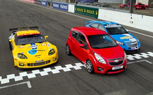 Chevrolet Spark Gets a Cruze engine for WTCC Pace Car Duties