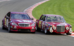 How the Mercedes S63 Showcar Compares to its 300 SEL 6.8 AMG Inspiration [on track at Spa]