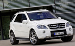Mercedes ML63 Gets Facelift for 2011