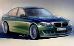 Alpina B5 Teased Ahead Goodwood Festival of Speed Debut