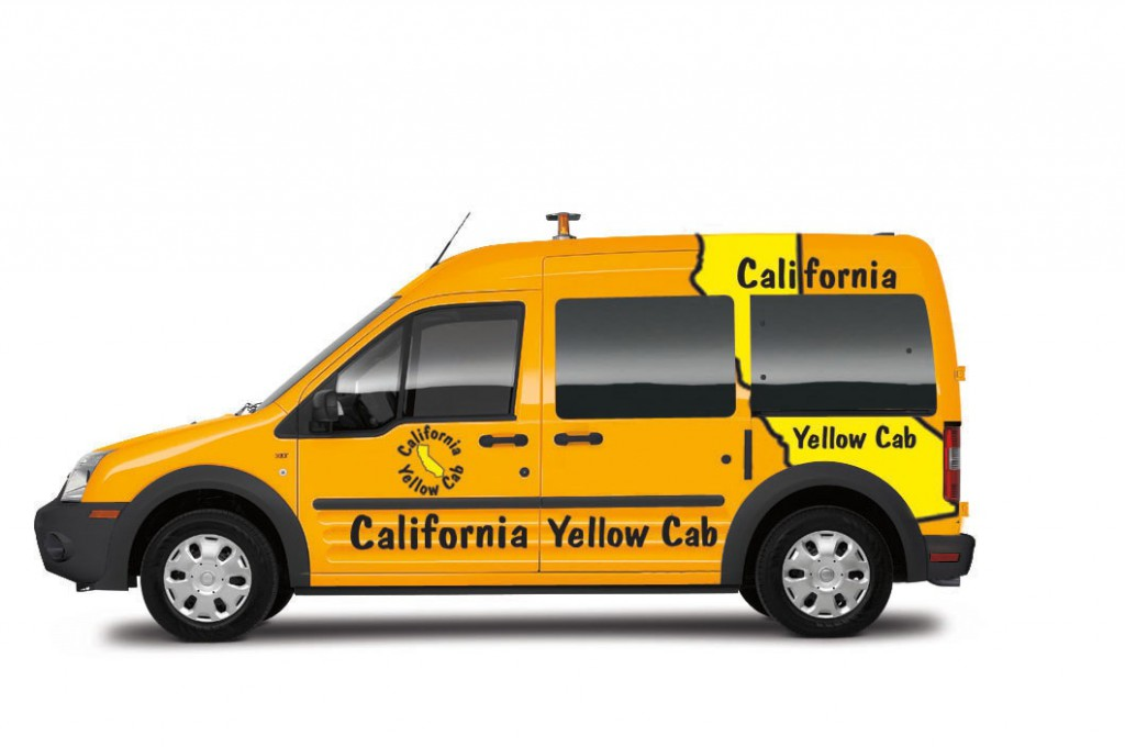 Car Auto Insurance Companies >> California Cab Company Buys Alternative Fuel Ford Transits » AutoGuide.com News
