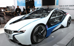 BMW Megacity Electric Sports Car Under Consideration