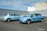 Nissan Leaf To Qualify For $8,500 Incentive In Ontario