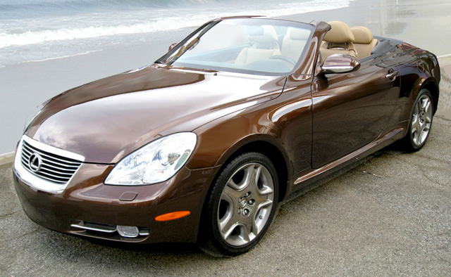 Lexus SC430 To Bow Out After 10 Years As Retired Persons Droptop Of ...