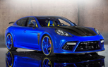 Mansory Porsche Panamera Turbo Will Shatter Your Retinas