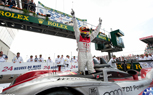 Audi Sweeps the Podium at the 2010 24 Hours of Le Mans