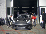 N.Technology Turns The Porsche Panamera Into A Race Car