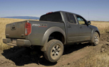 Nissan Frontier Receives Few Updates for 2011 Amid Dwindling Competition